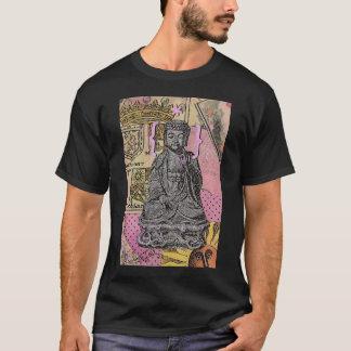 仏のスクラップブックの芸術 Tシャツ