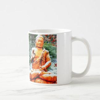 仏のマグのめい想 コーヒーマグカップ