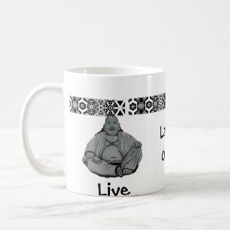 仏のマグ コーヒーマグカップ