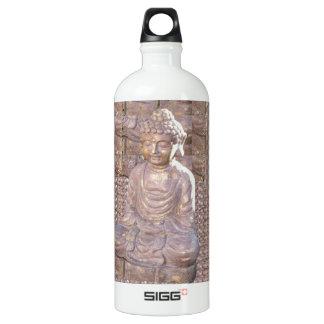 仏の仏教の宗教のスピリチュアルの黙想 ウォーターボトル