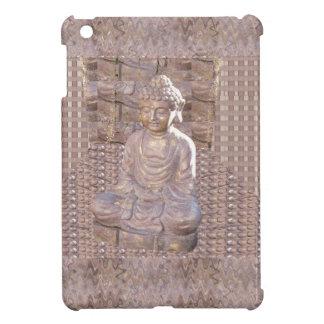 仏の仏教の宗教の精神的な黙想のギフト iPad MINI CASE