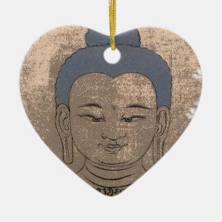 仏の古代アートワークのギフト セラミックオーナメント