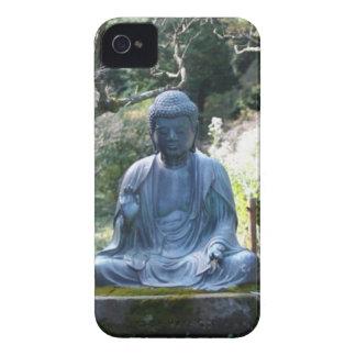 仏の彫像のめい想 Case-Mate iPhone 4 ケース