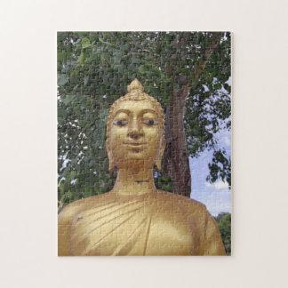 仏の彫像のジグソーパズル ジグソーパズル