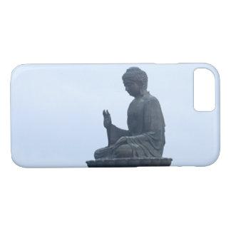 仏の彫像 iPhone 8/7ケース