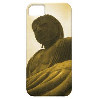 仏の彫像 iPhone SE/5/5s ケース
