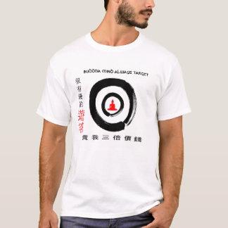 仏の心およびEnsoの悪ふざけ Tシャツ