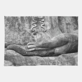 仏の手- キッチンタオル