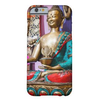 仏の着席の彫像 BARELY THERE iPhone 6 ケース