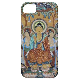 仏は菩薩によって囲みました iPhone SE/5/5s ケース