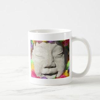 仏を祝って下さい コーヒーマグカップ