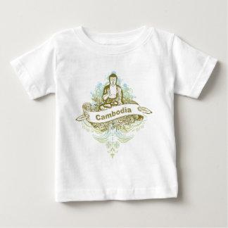 仏カンボジア ベビーTシャツ