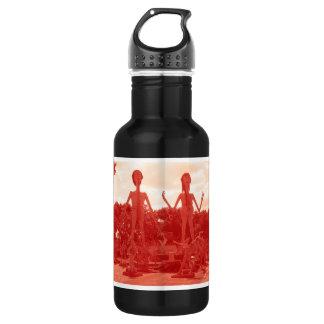 仏教の地獄…タイ ウォーターボトル