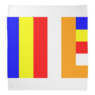 仏教の旗 バンダナ