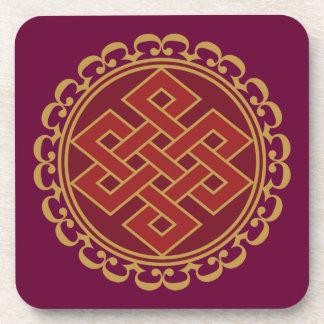 仏教の無限か永遠の結合型 コースター