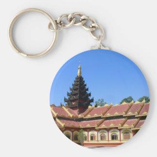 仏教寺院のPhraビルマのJowのLa Keng キーホルダー