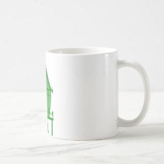 仏教寺院 コーヒーマグカップ