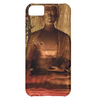 仏: 銅の彫像 iPhone5Cケース