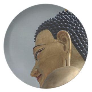 仏Dordenmaの彫像 プレート