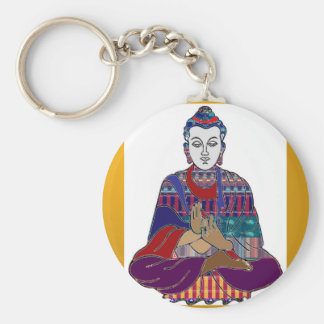 仏Mahatmaの仏教親切なNVN633愛ライト キーホルダー