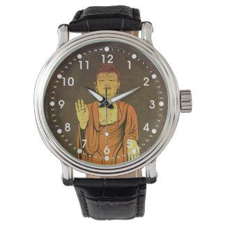 仏Vitarka Mudra 腕時計