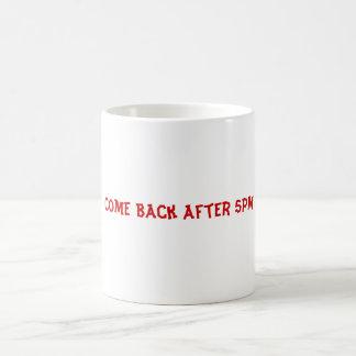 仕事のスローガン2 コーヒーマグカップ