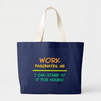 仕事のバッグ-スタイル及び色を選んで下さい ラージトートバッグ