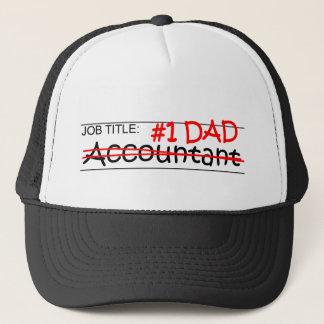 仕事のパパの会計 キャップ