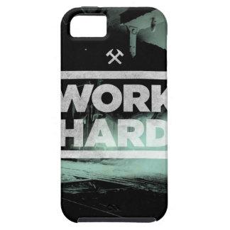 仕事の懸命 iPhone SE/5/5s ケース