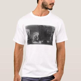 仕事の訪問者 Tシャツ