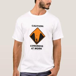 仕事の議会 Tシャツ