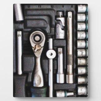 仕事の道具箱-産業プリント フォトプラーク