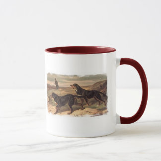仕事の陶磁器のマグのヴィンテージGordons マグカップ
