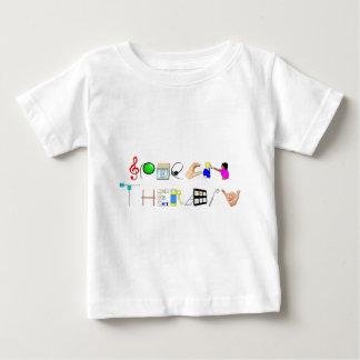 仕事のST ベビーTシャツ