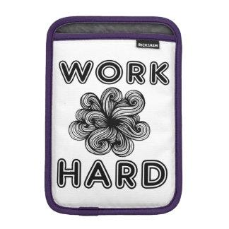 """""""仕事堅い""""のiPad Miniの柔らかい場合 iPad Miniスリーブ"""
