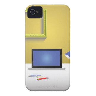 仕事場ランプ Case-Mate iPhone 4 ケース