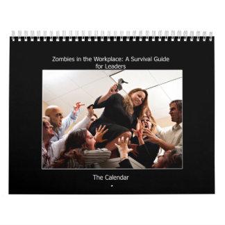 仕事場Calendar.jpgのゾンビ カレンダー