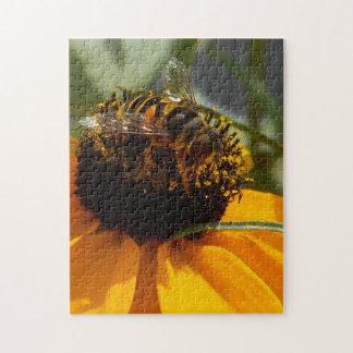 仕事- 11 x 14の写真のパズルの蜂 ジグソーパズル