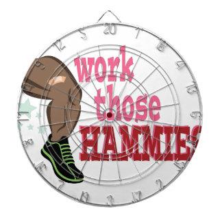 仕事Hammies ダーツボード