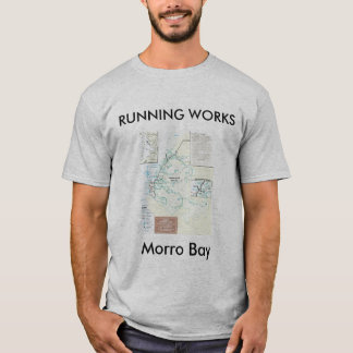 仕事MDOを走ること Tシャツ