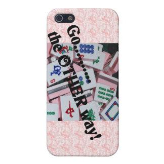 """""""他の方法""""はmahのjonggの物行きます iPhone 5 cover"""