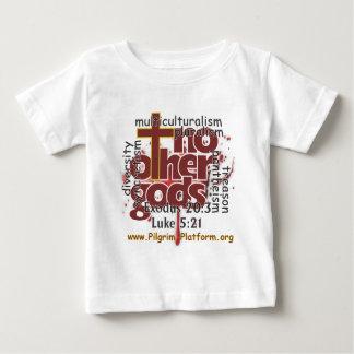 他の神の乳児のワイシャツ無し ベビーTシャツ