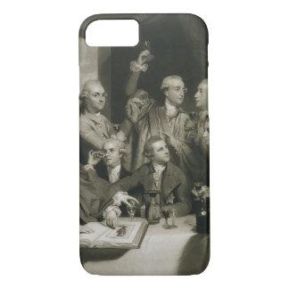 他のConnoiのウィリアムハミルトン(1730-1803年) iPhone 8/7ケース