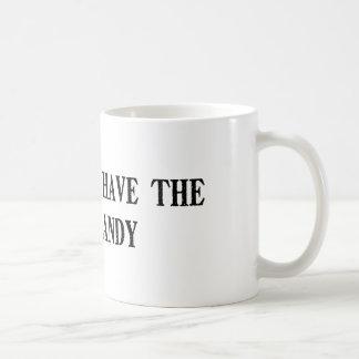 他人のキャンデー コーヒーマグカップ