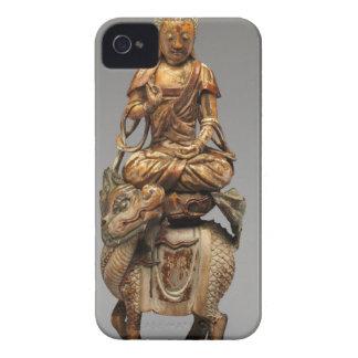 付随の菩薩の仏Shakyamuni Case-Mate iPhone 4 ケース