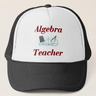 代数学の先生の帽子 キャップ