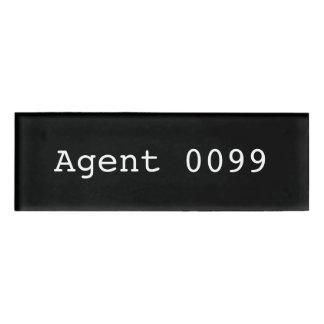 代理店0099の名札 名札