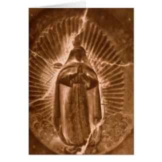 代表団のドロレスの墓石 カード