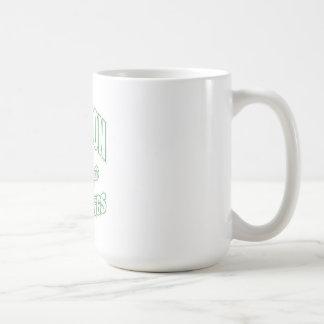 代表団の泥のDawgsのマグ コーヒーマグカップ
