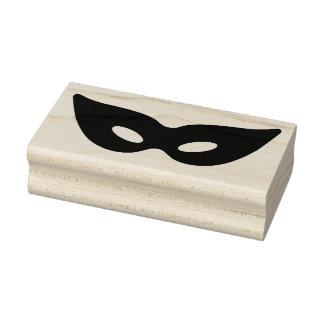 仮面舞踏会のマスク ラバースタンプ